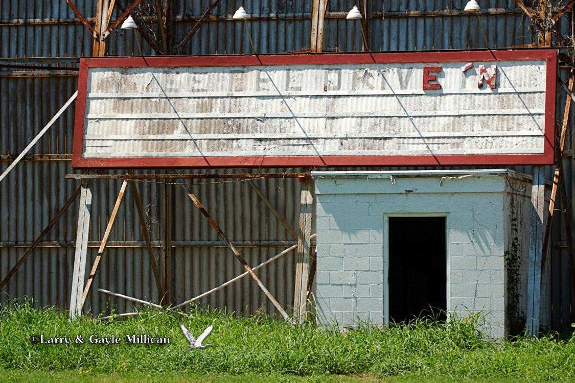 Tee Pee Drive In near Sapulpa OK