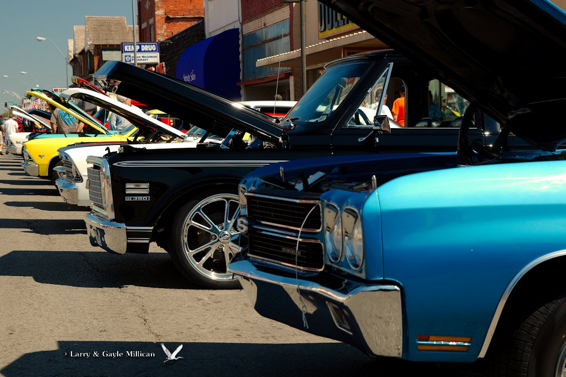 Bristow Classic Car Show